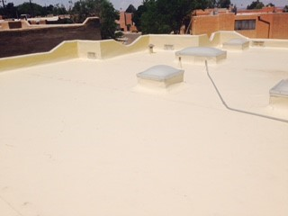 flatRoof1 Roof Cleaning for Homes and Businesses in the Greater Albuquerque Area
